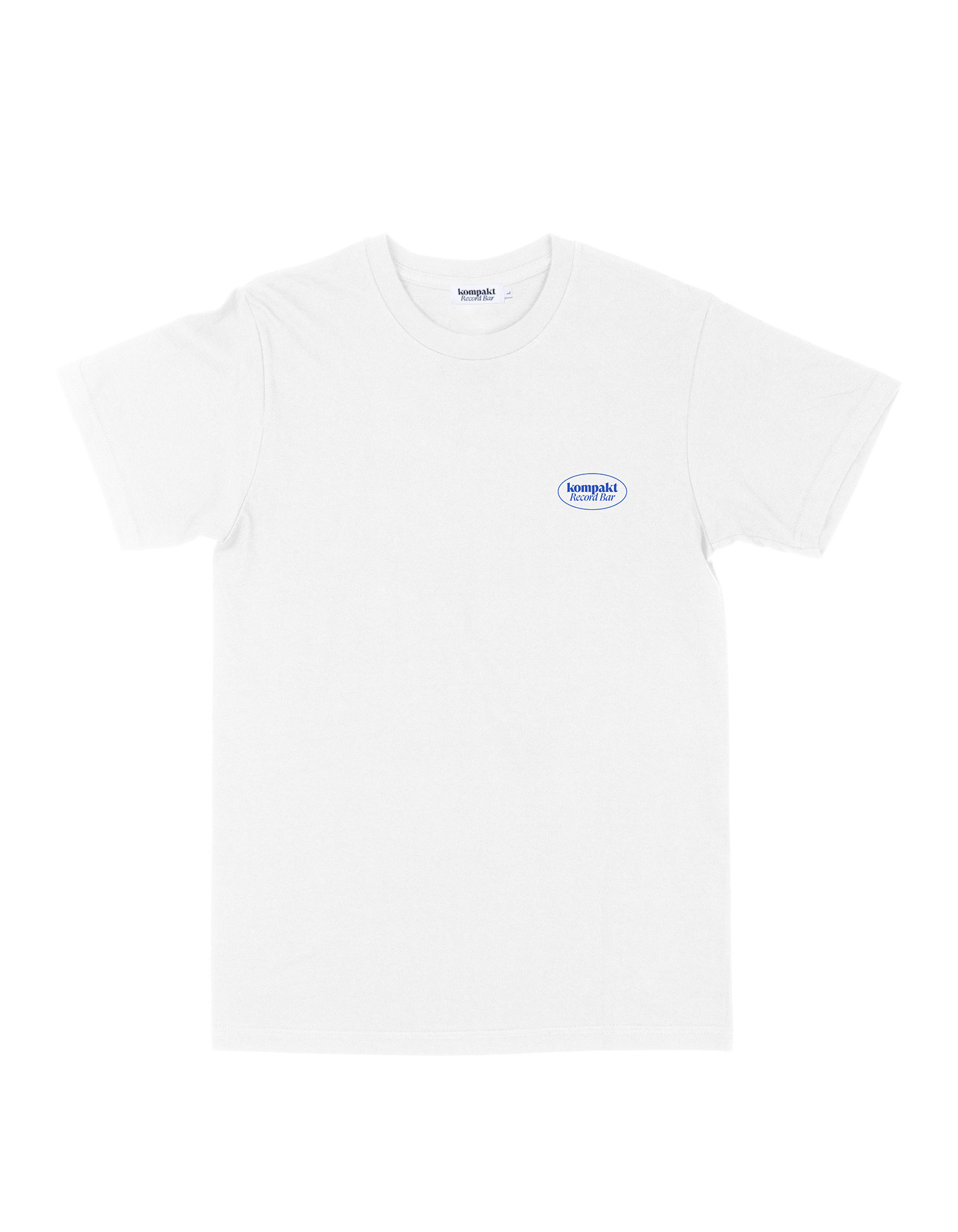 Original Logo T-shirts - White/Blue
