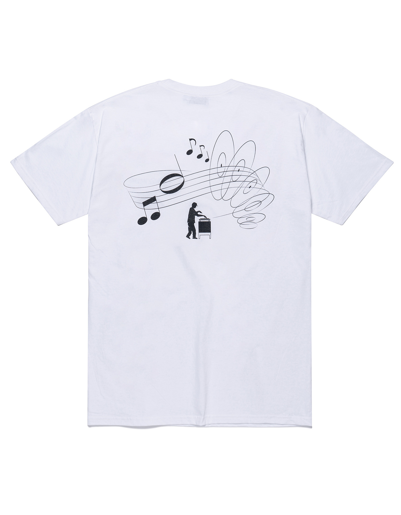 Melody T-shirts - White